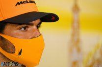 Sainz to test two-year-old car before next season, Vettel and Ricciardo won't
