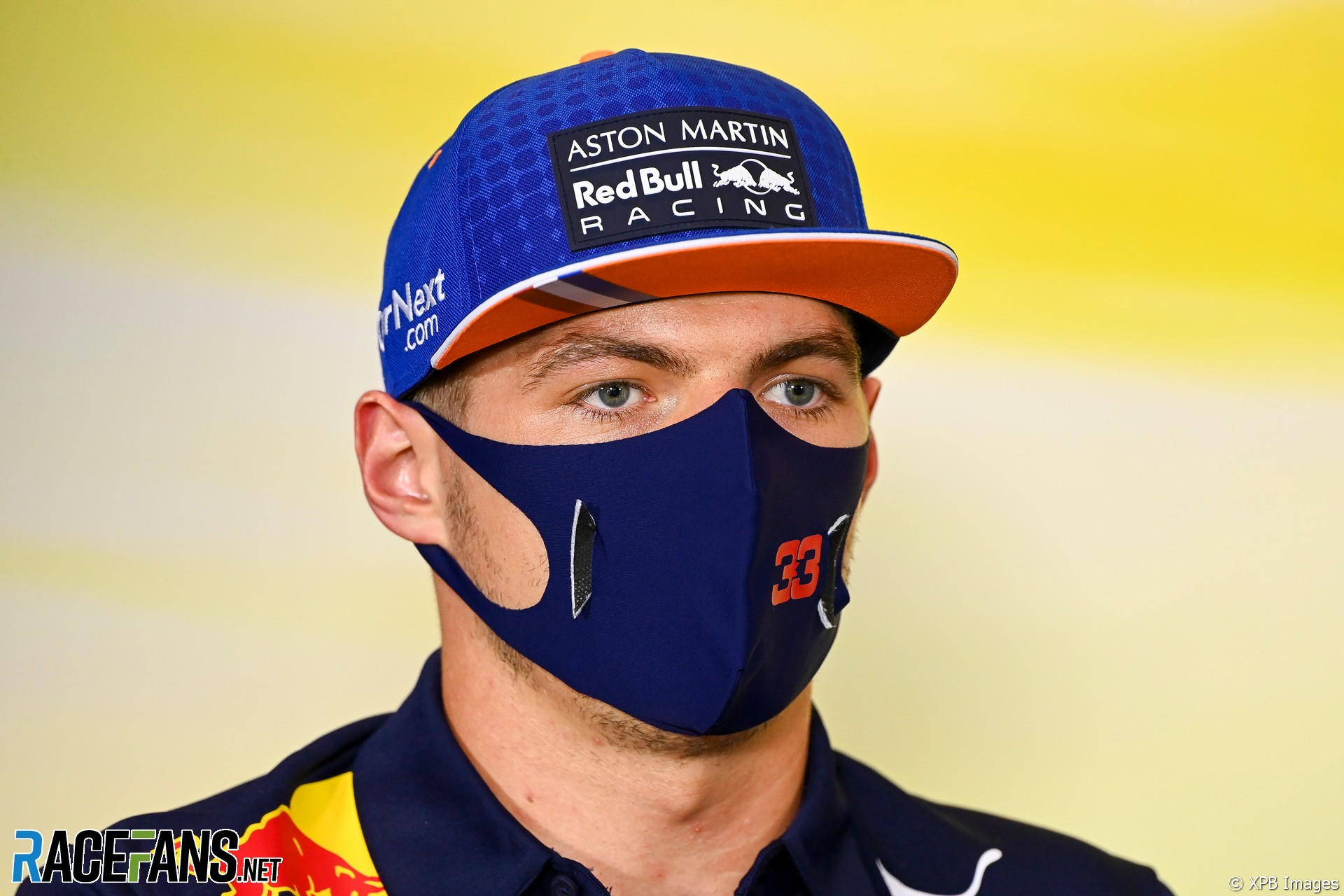 Max Verstappen, Red Bull, Monza, 2020