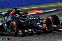 2020 Italian Grand Prix grid