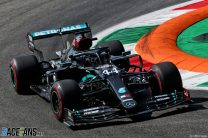 Mercedes party on as Hamilton leads another one-two after 'quali mode' ban