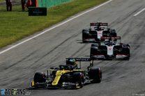 Daniel Ricciardo, Renault, Monza, 2020