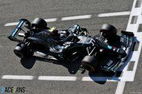 Valtteri Bottas, Mercedes, Monza, 2020