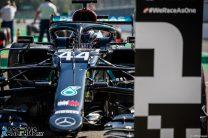 Lewis Hamilton, Mercedes, Monza, 2020