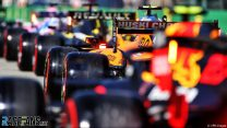 F1 to discuss dropping FIA-specified components from technical rules