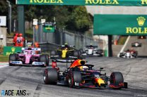 """Verstappen rues a """"beep-it-away day"""" after engine overheating causes retirement"""