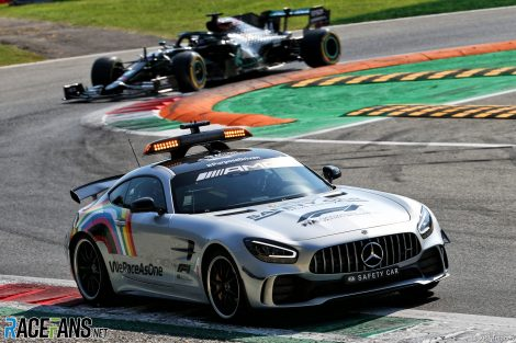 Safety Car, Monza, 2020