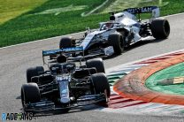 Ban on 'quali mode' reduced overtaking at Monza – Hamilton