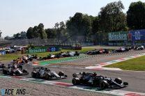 Brawn: Italian GP shows why F1 needs reverse grid races