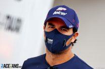 Perez admits he overheard Stroll confirming he'd chosen Vettel to replace him