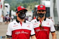 Raikkonen and Giovinazzi expected to keep F1 seats as Alfa Romeo extends Sauber deal