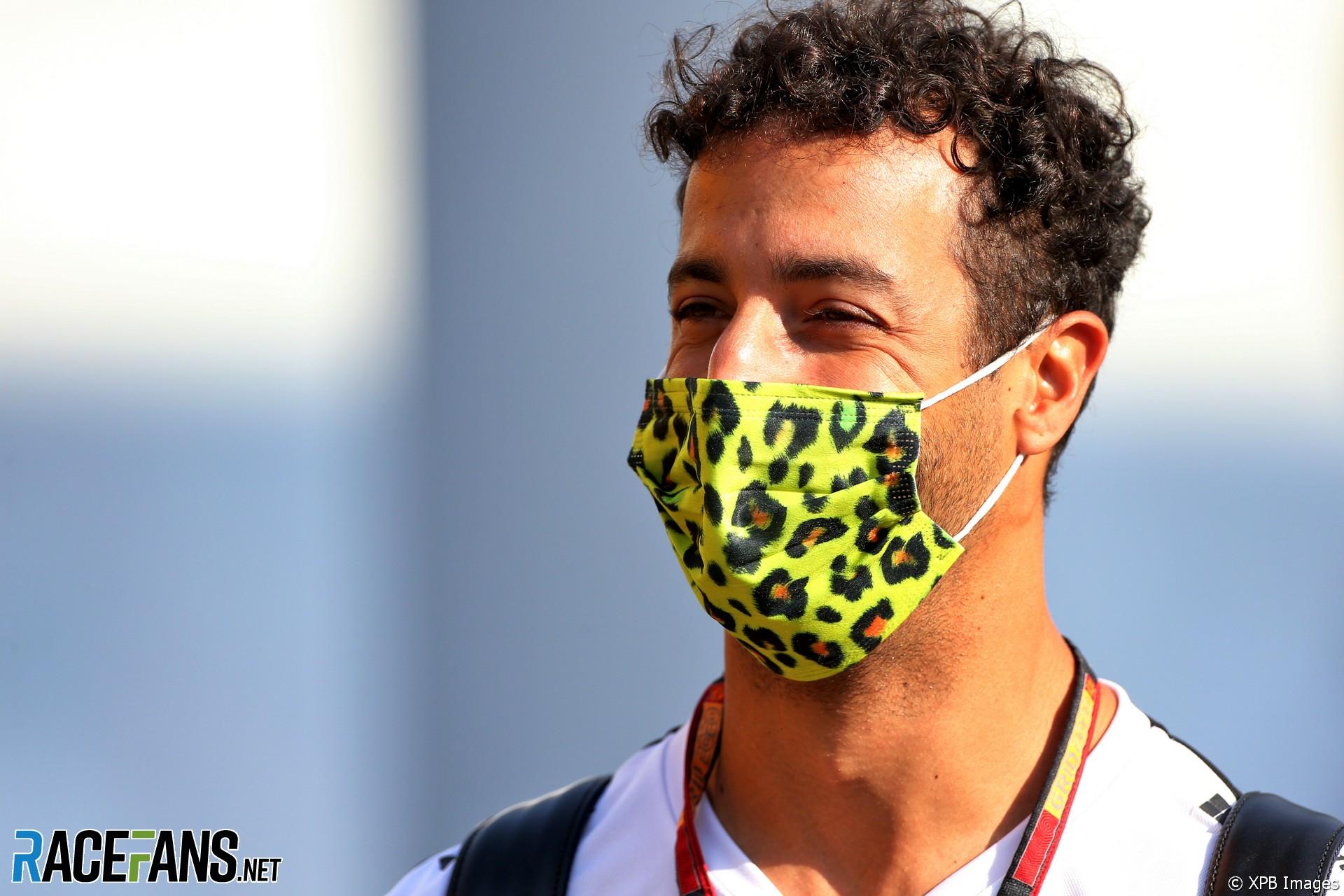 Daniel Ricciardo, Renault, Mugello, 2020