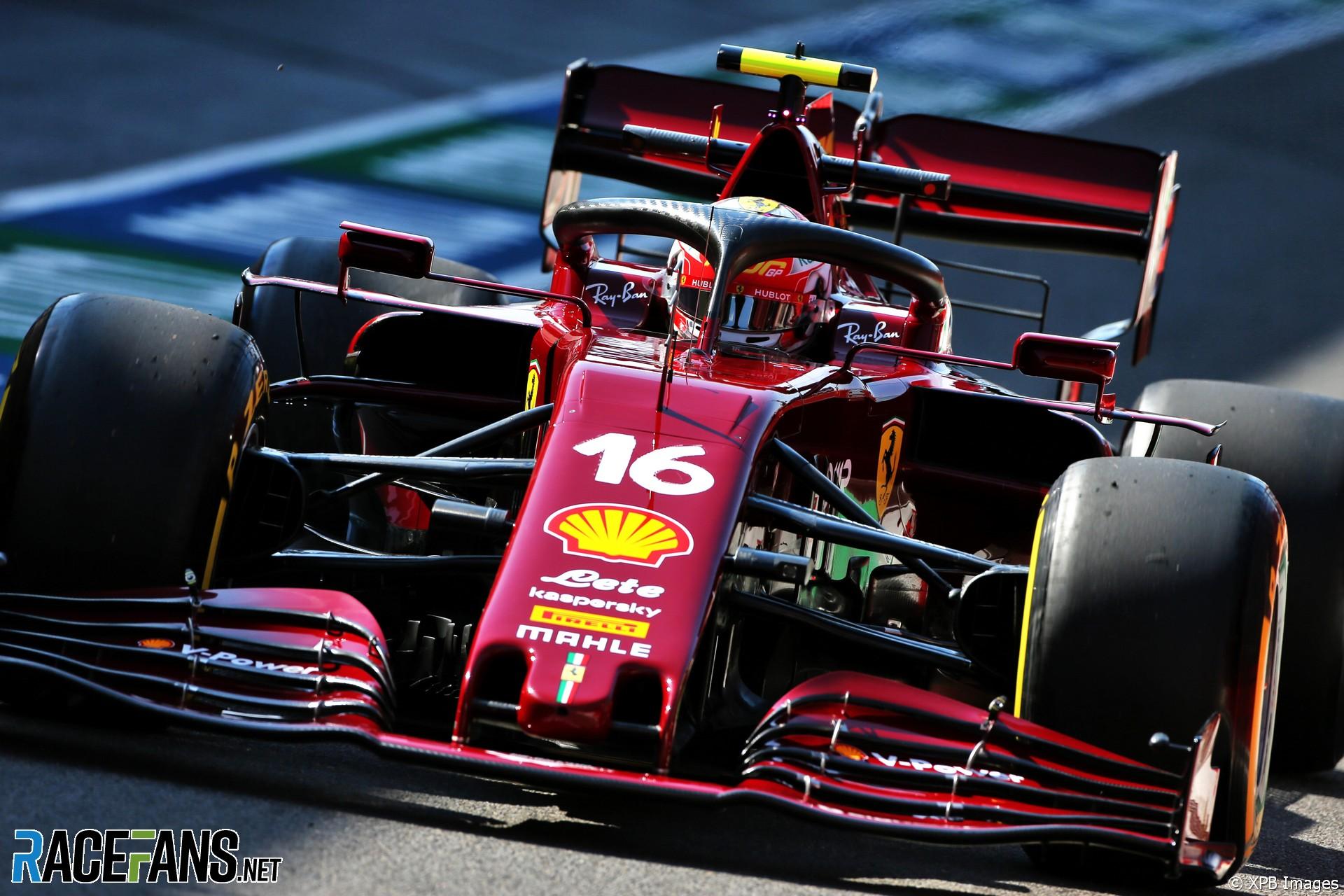Filming Day Helped Ferrari Make Quick Start At Mugello Leclerc Racefans
