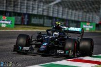 Bottas pips Verstappen and Hamilton to complete clean sweep of Mugello practice