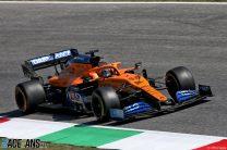 """McLaren's Mugello pace a """"nasty surprise"""" for Sainz"""