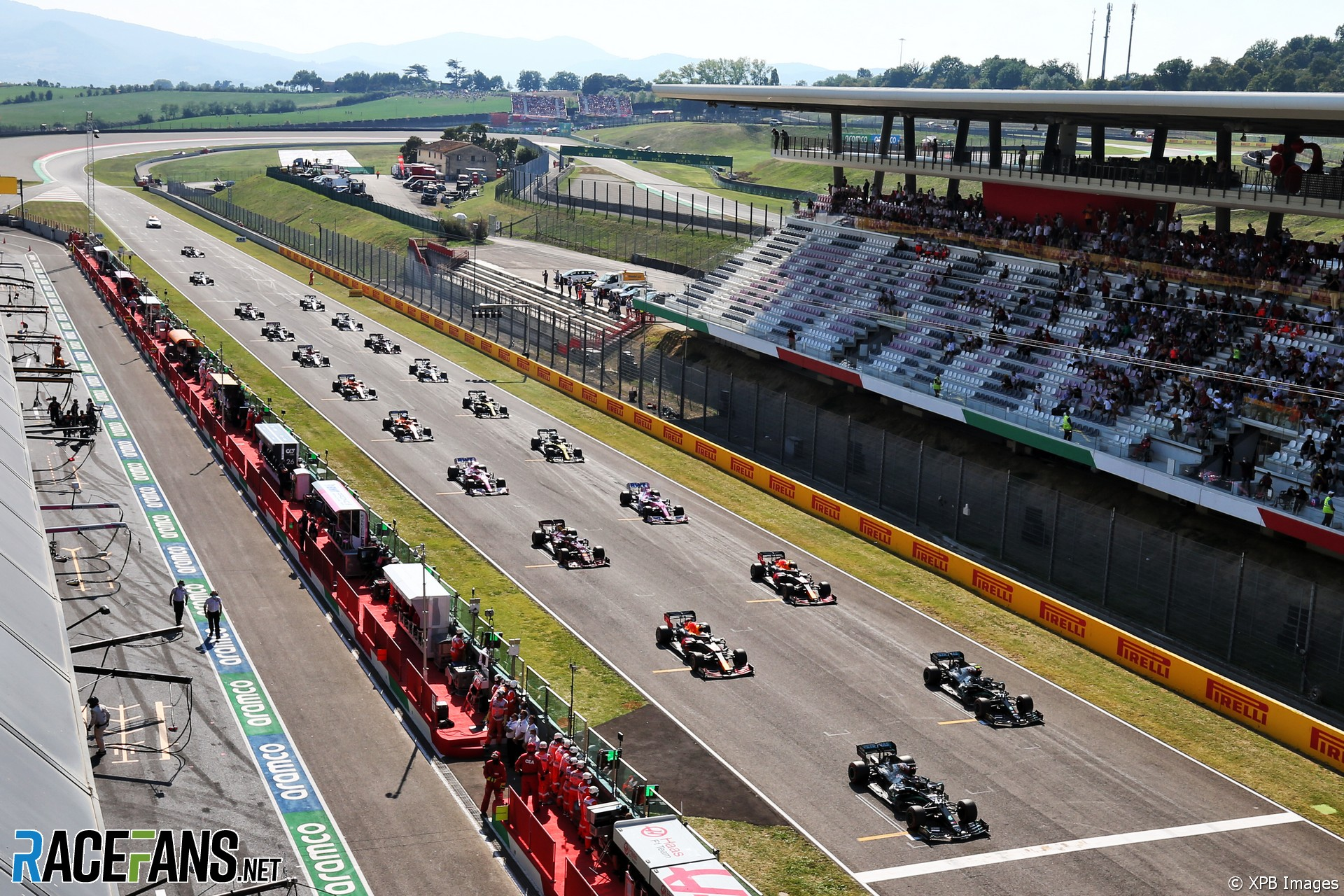 Vote For Your 2020 Tuscan Gp F1 Driver Of The Weekend Racefans