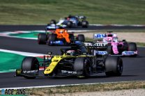 Podium was possible without red flag, says Ricciardo