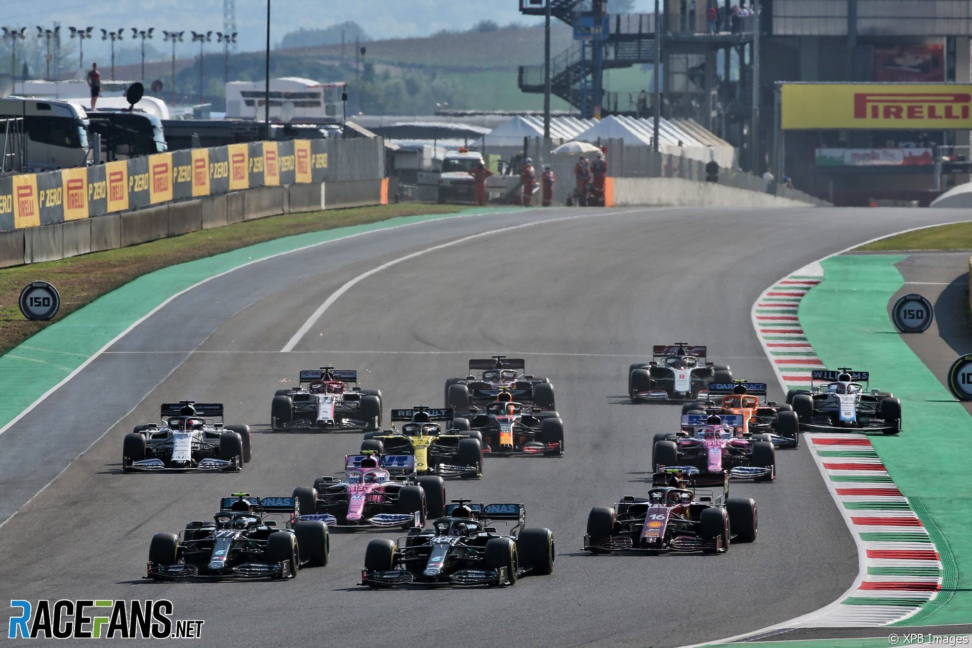 Rate The Race 2020 Tuscan Grand Prix Ferrari 1000 Racefans