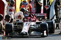 Raikkonen thought he might get away with pit entry violation in Mugello