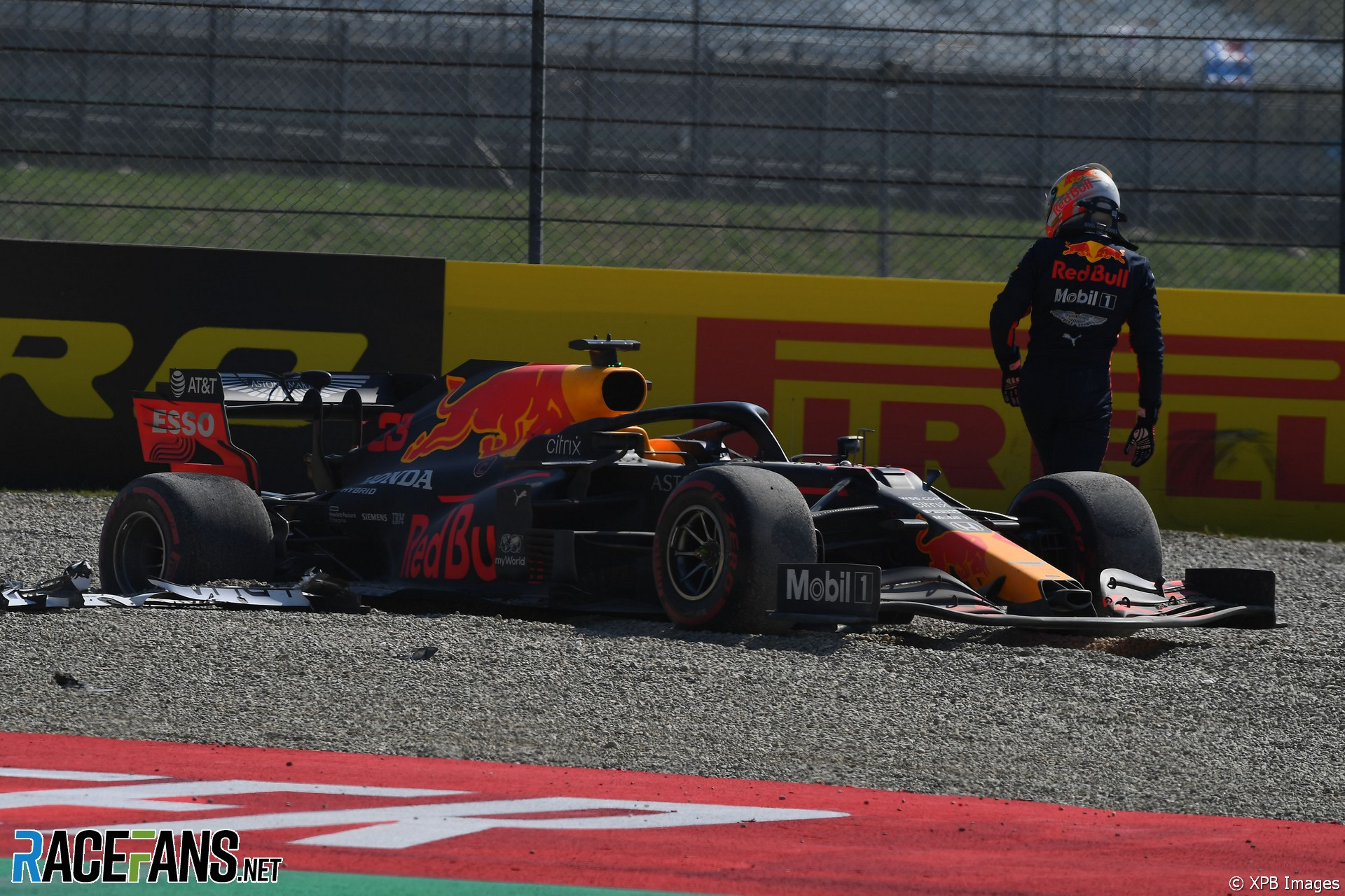 Max Verstappen, Red Bull, Mugello, 2020