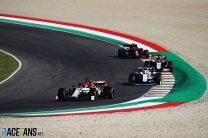 Kimi Raikkonen, Alfa Romeo, Mugello, 2020