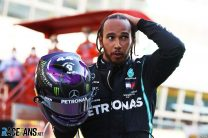 Netflix to join Mercedes at Sochi as Hamilton bids to equal Schumacher's record