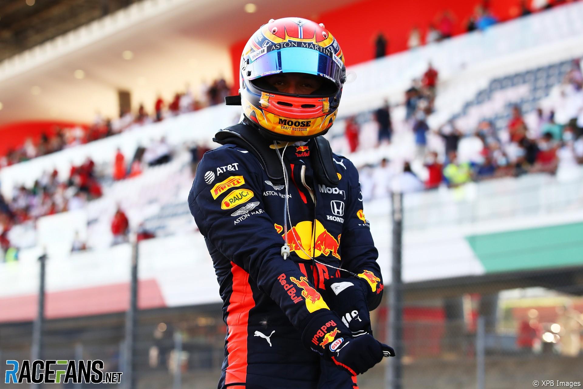 Alexander Albon, Red Bull, Mugello, 2020