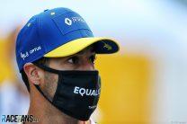 Daniel Ricciardo, Renault, Sotschi Autodrom, 2020