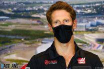 Romain Grosjean, Haas, Sotschi Autodrom, 2020