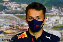 Alexander Albon, Red Bull, Sotschi Autodrom, 2020