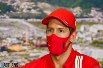 """Vettel has mixed feelings over Hamilton reaching Schumacher's """"almost impossible"""" record"""