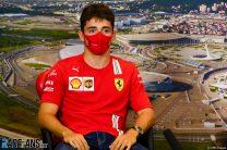 Charles Leclerc, Ferrari, Sotschi Autodrom, 2020