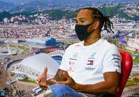 Lewis Hamilton, Mercedes, Sotschi Autodrom, 2020