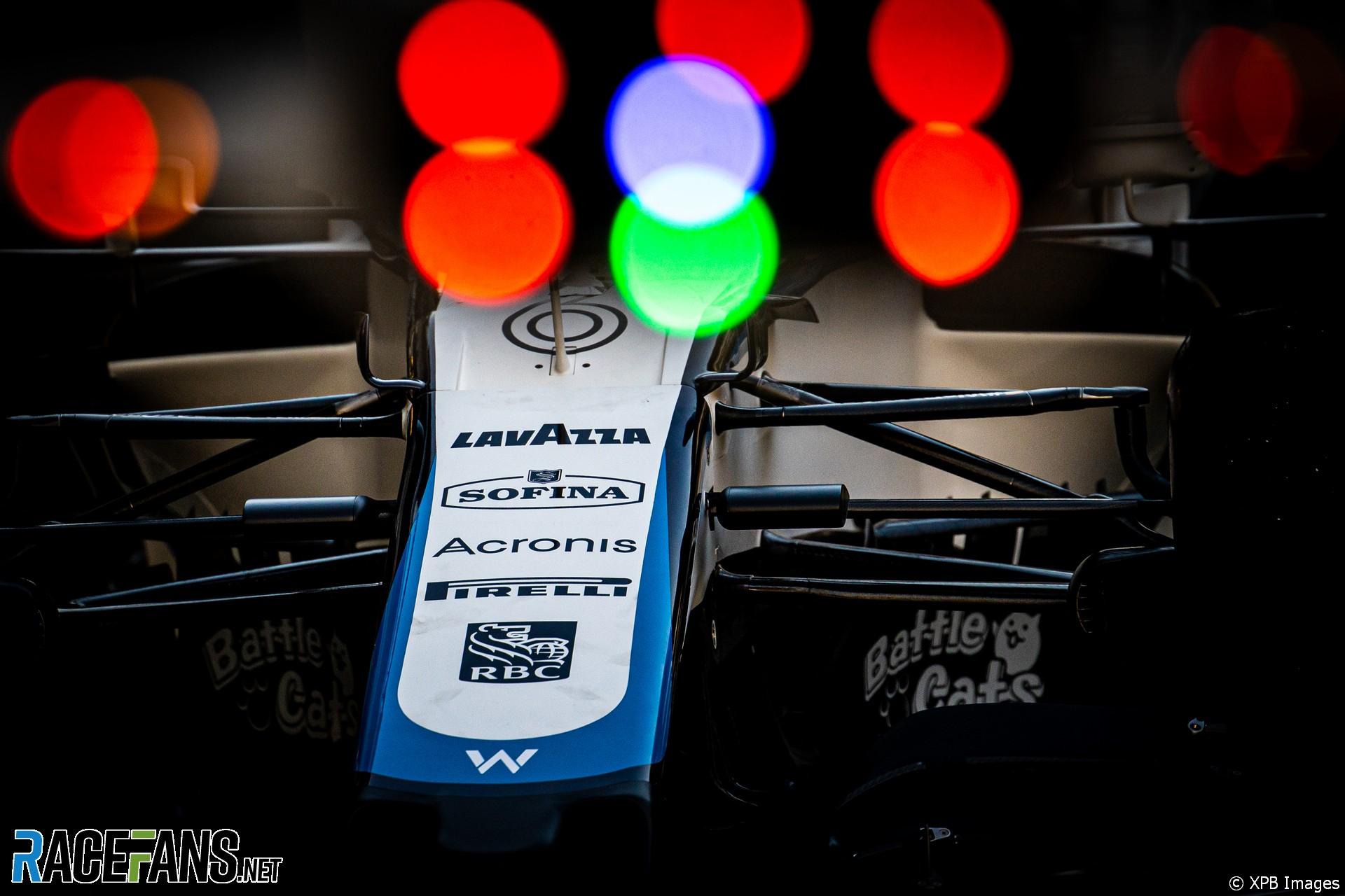 Williams, Sochi Autodrom, 2020