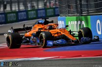 2020 Russian Grand Prix practice in pictures