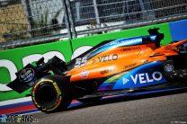 Bottas fastest as Sainz and Latifi crash in first practice at Sochi