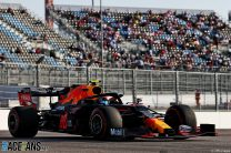 Albon 'confused' by 1.1 second gap to Verstappen in qualifying