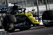 """Ricciardo: Renault's car was """"too good to drive and slow"""" at Sochi last year"""