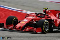 F1 stewards aren't giving me an easy time, says Leclerc