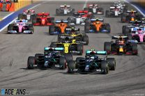 Rate the race: 2020 Russian Grand Prix