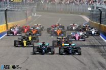 Vote for your 2020 Russian Grand Prix Driver of the Weekend