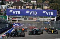 """Massive bee"" distracted Bottas at start of race"