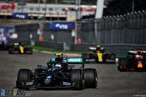Valtteri Bottas, Mercedes, Sochi Autodrom, 2020