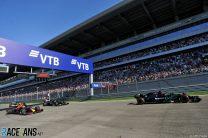 Start, Sochi Autodrom, 2020