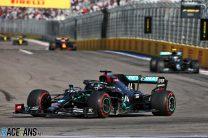 2020 Russian Grand Prix championship points