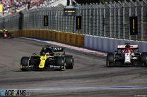 Daniel Ricciardo, Renault, Sochi Autodrom, 2020