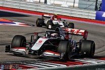 Albon and Ricciardo given penalty points, Grosjean cleared over turn two infringement