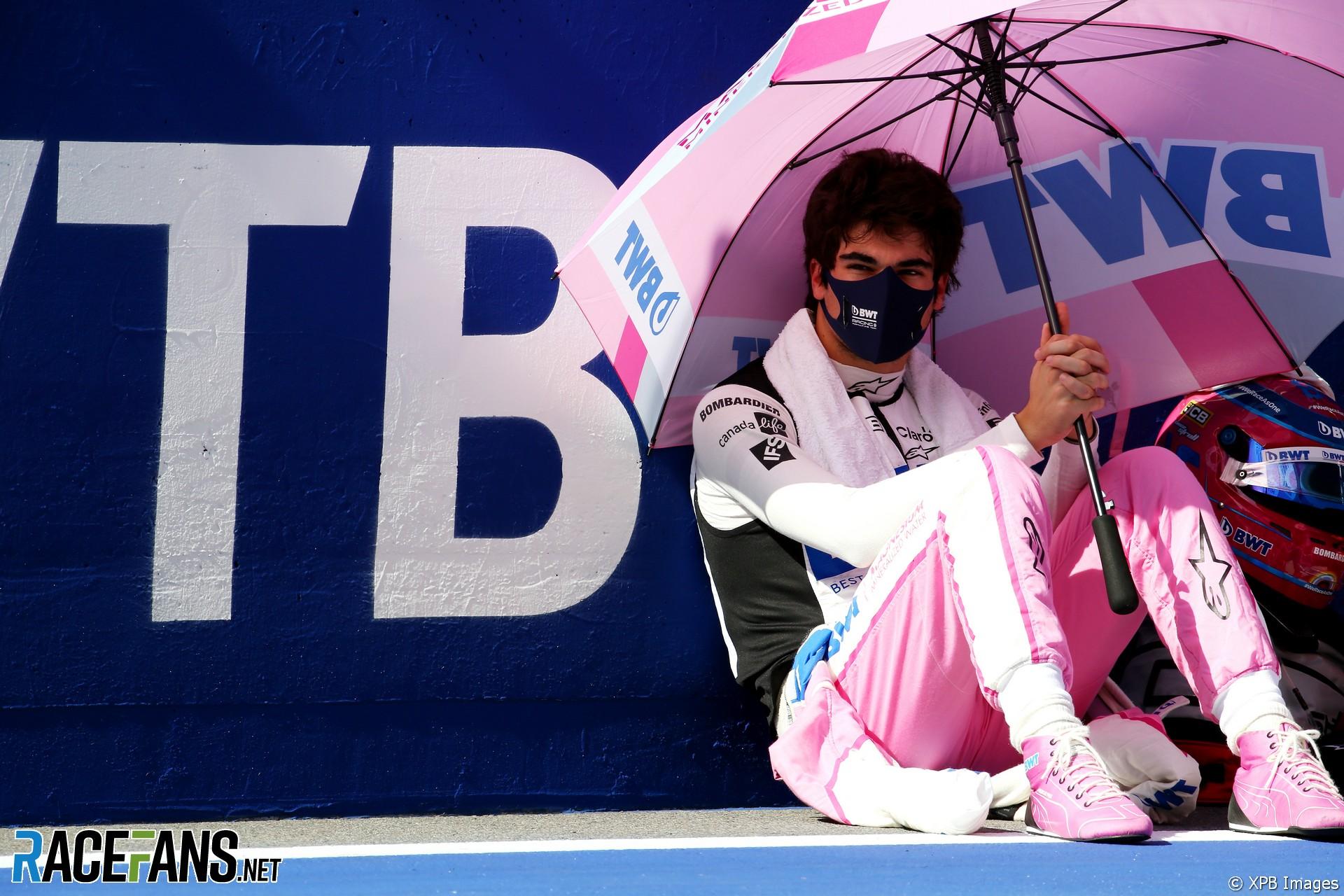 Lance Stroll, Racing Point, Sochi Autodrom, 2020