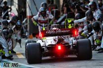 Kimi Raikkonen, Alfa Romeo, Sochi Autodrom, 2020
