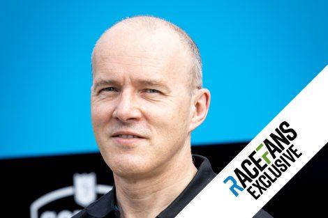 Simon Roberts exclusive interview