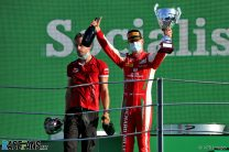 Schumacher becomes 10th different F2 winner this year at Monza